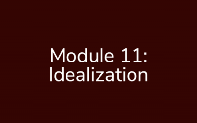 Module 11: Idealization